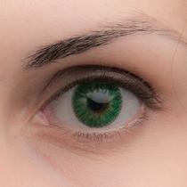 Цветные линзы Dreamcon Elegance Green