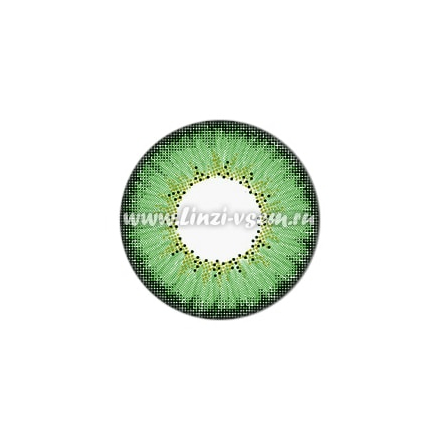 Цветные линзы EOS Briller Green Фото 3
