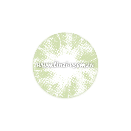 Цветные линзы EOS Bubbly Green фото 3