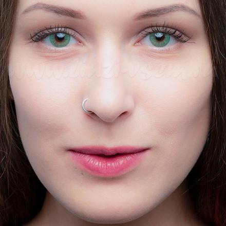 Цветные линзы EOS Blin 3T Green Фото 2
